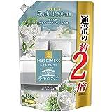 レノアハピネス 夢ふわタッチ 上品で心地よいホワイトティーの香り つめかえ用 特大サイズ 810ml