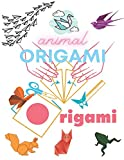 origami animals: Make Colorful and Easy Origami Animals , Gift for Origami lovers