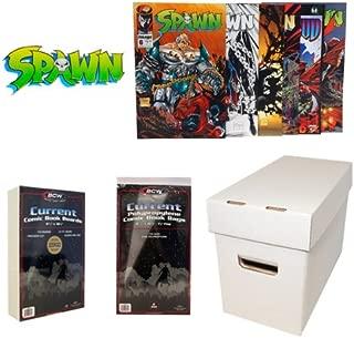 Best spawn comic book box Reviews