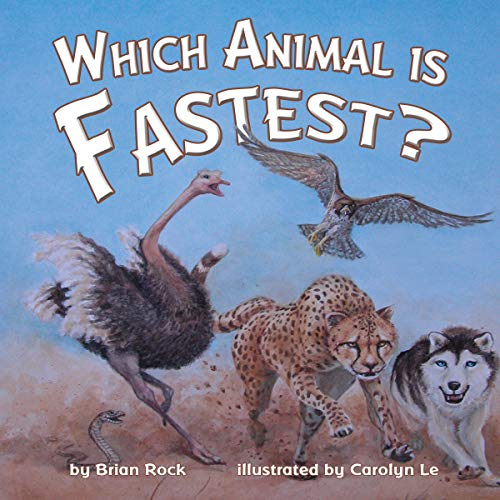 Which Animal Is Fastest? audiobook cover art