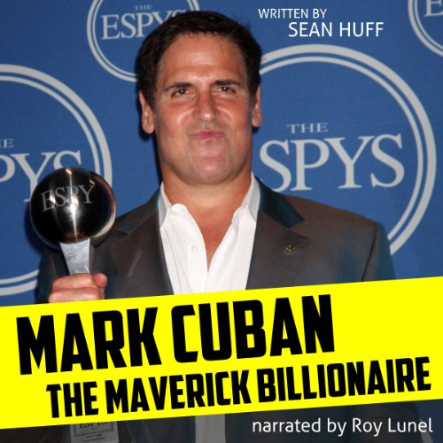 Mark Cuban audiobook cover art