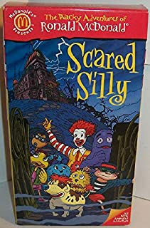 Scared Silly (The Wacky Adventures of Ronald McDonald)