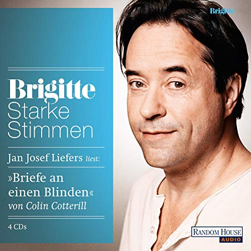 Briefe an einen Blinden audiobook cover art