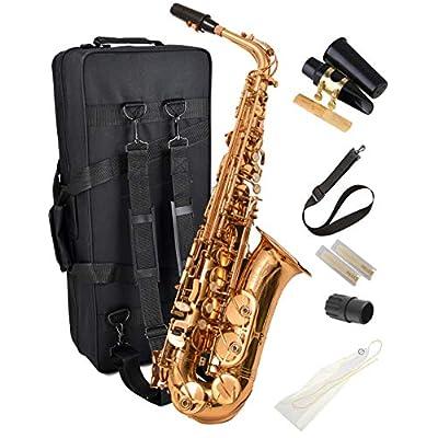 Herche Superior Alto Saxophone   Professional G...