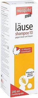 mosquito med Läuse Shampoo 10, 200 ml Shampoo