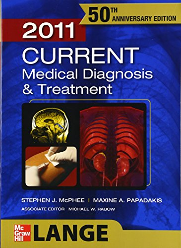 CURRENT Medical Diagnosis and Treatment 2011 (LANGE...