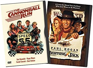 CANNONBALL RUN/LIGHTNING JACK