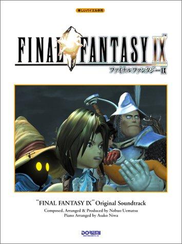 Final Fantasy IX Original Sound Track Music Sheet