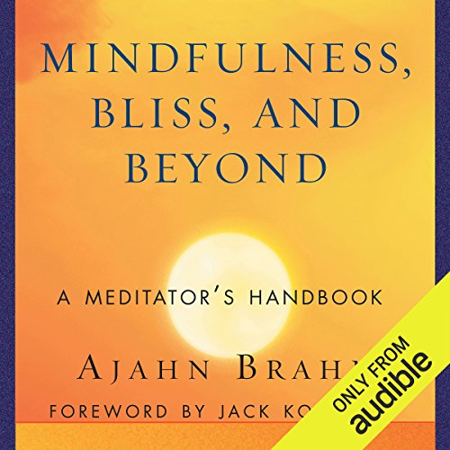 Mindfulness, Bliss, and Beyond Titelbild