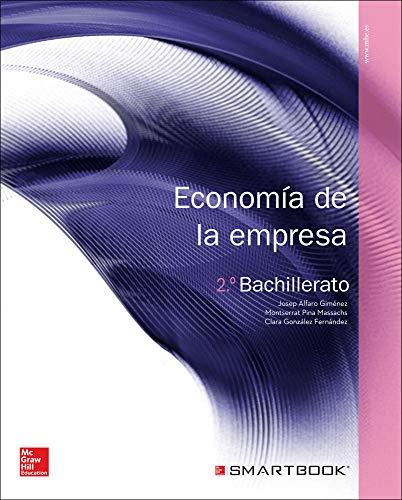 Economía De La Empresa - 2º Bachillerato - 9788448609382