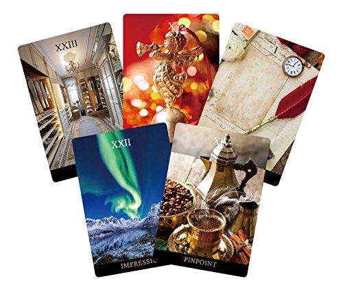 『宇宙のサインを読み解く POWER WISH ANCHORING CARDS ([バラエティ])』の2枚目の画像