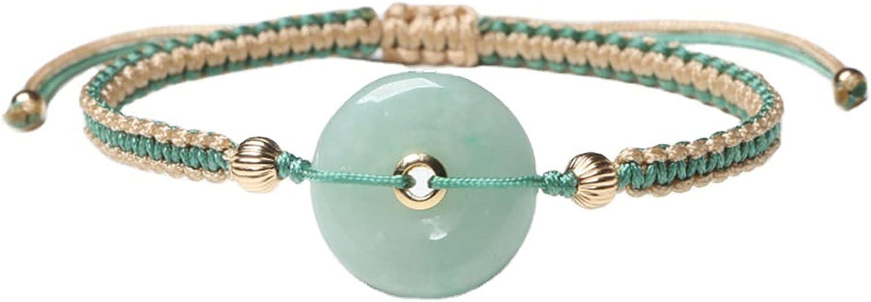 HL1971 Our shop most popular High order Jade Bracelet for Natural Safe Clasp Women