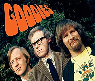 The Goodies - The Cricklewood Tapes