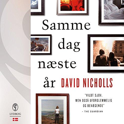 Samme dag næste år (Danish Edition) audiobook cover art