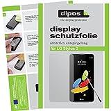 dipos I 2X Schutzfolie matt kompatibel mit LG Stylus 2 Folie Bildschirmschutzfolie