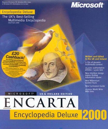 Microsoft Encarta Deluxe 2000