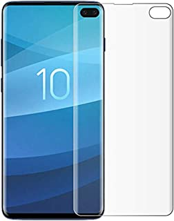 TPU Screen Protector Compatible Samsung Galaxy S10/S10 plus/S10e,Guesthome Soft TPU Cover Screen Film Protector for Samsung Galaxy Newest 2019,Ultra-Slim Clear Film