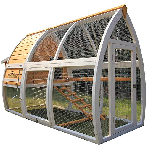 Pets Imperial Dorchester Chicken Coop Hen House Poultry Nest...