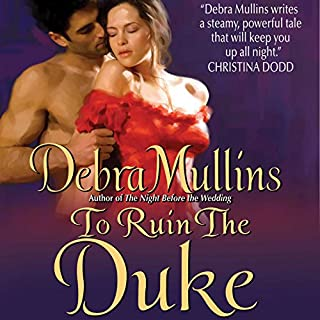 To Ruin the Duke audiobook cover art