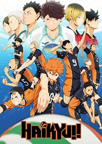 Theissen Haikyuu Anime Manga Poster - Matte Poster Frameless Gift 11 x 17 Zoll *IT-00121