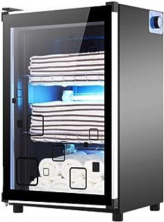 Secador de gabinete UV Esterilizador de Toallas Calentador de Gran Capacidad,78L