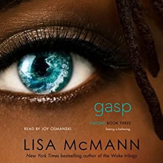 Gasp audiobook cover art