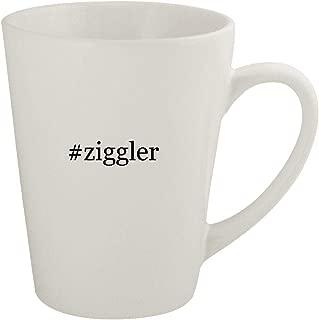 #ziggler - Ceramic 12oz Latte Coffee Mug
