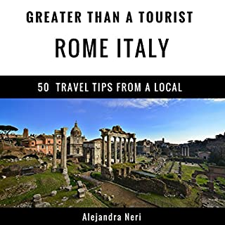 Greater Than a Tourist: Rome, Italy audiobook cover art
