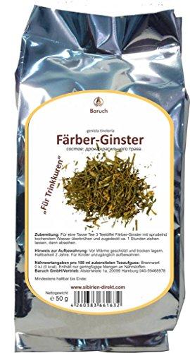 Färber-Ginster - (Genista tinctoria) - 50g