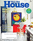 This Old House Magazine May June 2019 TOH Best New Lawn & Garden Products