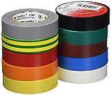 3m DE272951380 - Cinta temflex1500 15mmx10m pvc color rollo (pack de 10)