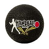 Mikasa D116 School Playground Handball, Black, 8 1/2 in
