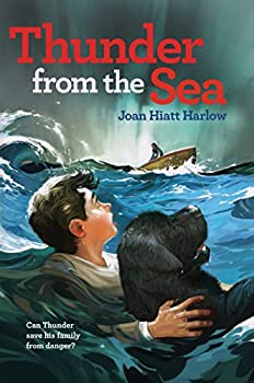 Paperback Thunder from the Sea Book