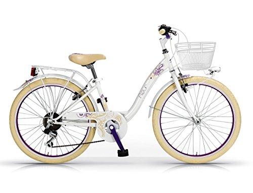 MBM Fleur 26' Donna 6V CTB, Bici, Nudo A43, XX