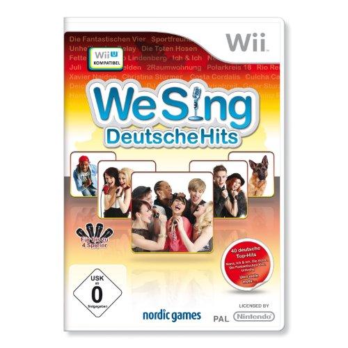 We Sing - Deutsche Hits Standard