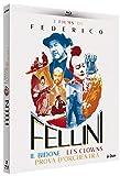 Coffret Fellini – 3 Blu-Ray [Il Bidone + Les Clowns + Prova D'orchestra]