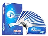 Teeth Whitening Strips, 3D Whitening Kit for Gum Health and Refresh Breath, Dental Whitener Kit Elastic Gels for Teeth Stain Removal - Treatments for Teeth Care 28 pcs
