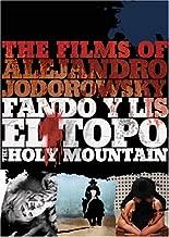 The Films of Alejandro Jodorowsky: (Fando y Lis / El Topo / The Holy Mountain)