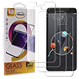 Guran 4 Paquete Cristal Templado Protector de Pantalla para Archos Diamond Alpha Smartphone 9H Dureza Anti-Ara?azos Alta Definicion Transparente Película
