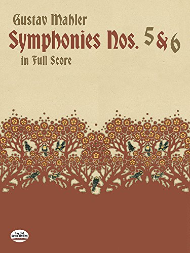 Symphonies Nos. 5 and 6 in Full Score (Dover Music Scores)