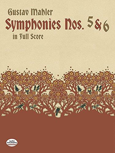Symphonies Nos. 5 & 6 (Full Score): Partitur, Dirigierpartitur für Orchester (Dover Music Scores)
