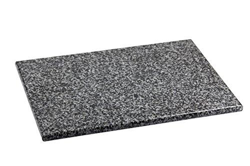 Home Basics CB01881 Granite Cutting Board, 12' x 16', Gray