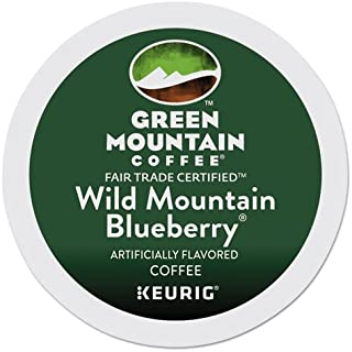 Green Mountain Coffee - Wild Mountain Blueberry 24 Count K-Cups - (Pack of 4)