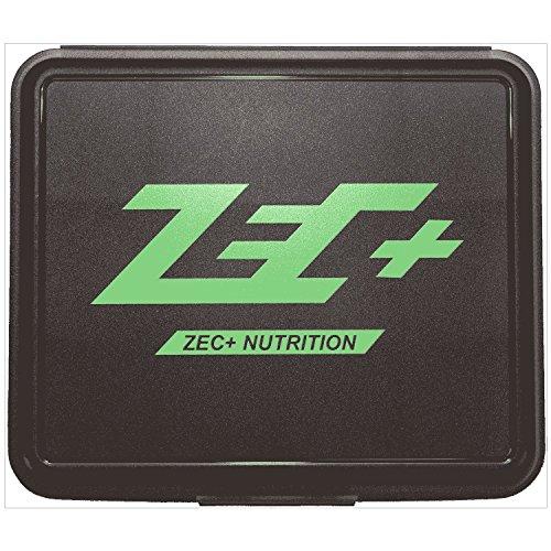 ZEC+ Pillenbox FILL MASTER | Tablettendose │ Kapsel-Tablettenbox mit 10 Fächern | Größe XL