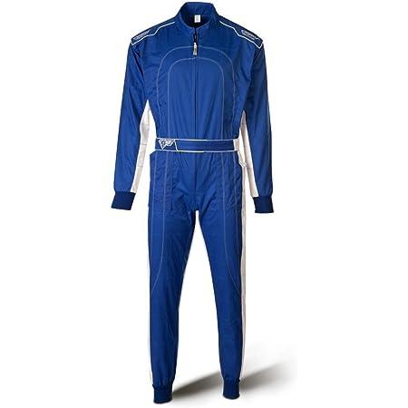 Speed Kartoverall Blau Weiß Größe Xl Sport Freizeit