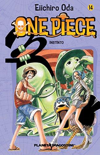 One Piece nº 14: Instinto (Manga Shonen)