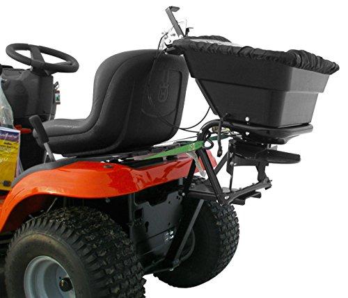 Yard Tuff AS-80LT12 Lawn Tractor Spreader, 12-Volt