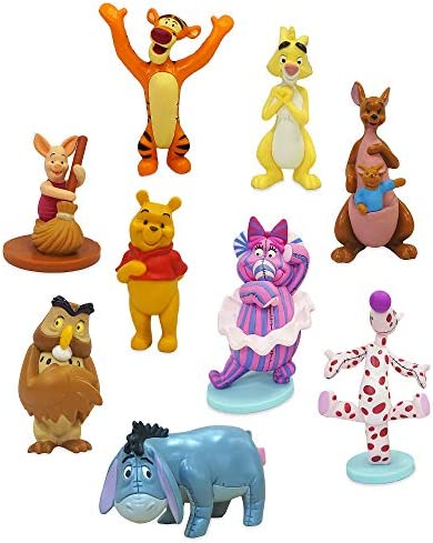 Disney Winnie The Pooh and Pals Deluxe Figure Set product image