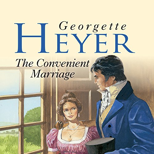 The Convenient Marriage cover art