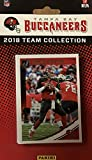 Tampa Bay Buccaneers 2018 Donruss Factory Sealed 14 Card Team Set with Mike Evans and Rookie Cards of Ronald Jones and Vita Vea Plus. rookie card picture